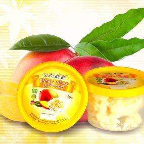 Масло манго рафинированное баттер