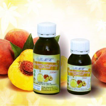 Масло персиковой косточки рафинированное