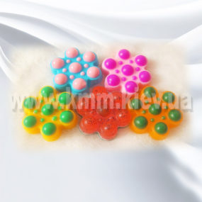 Пластиковая форма Мыло масажное 1
