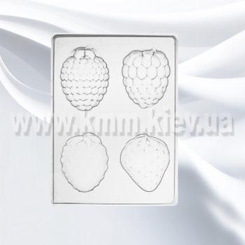 Пластиковая форма Ягоды