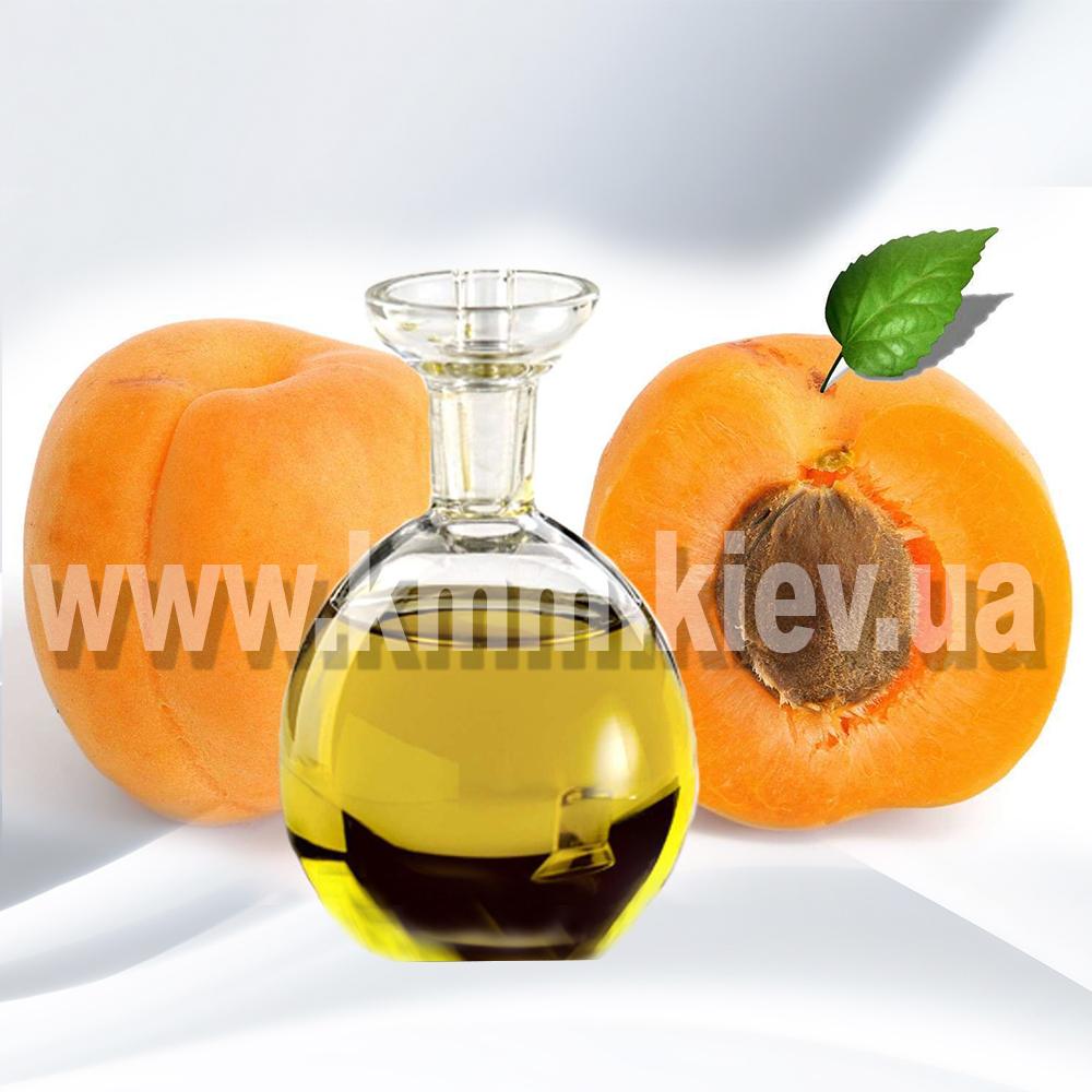 Масло абрикосовой косточки нерафинированное