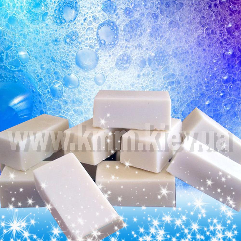 Основа для мыла Crystal WSLS Free (белая)