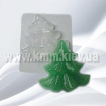 Пластиковая форма Елка 2