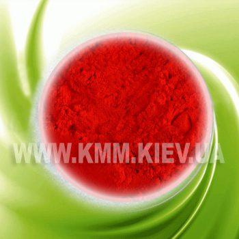 Красный пигмент флуоресцентный сухой