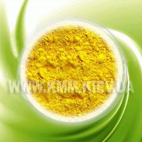 Желтый пигмент флуоресцентный сухой