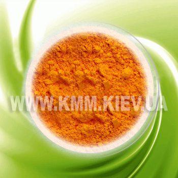 Оранжевый пигмент флуоресцентный сухой