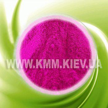 Розовый пигмент флуоресцентный сухой