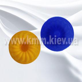 """форма """"Кекс клубничный"""""""
