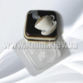 Пластиковая форма Кофе