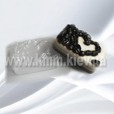 Пластиковая форма Кофейное зерно