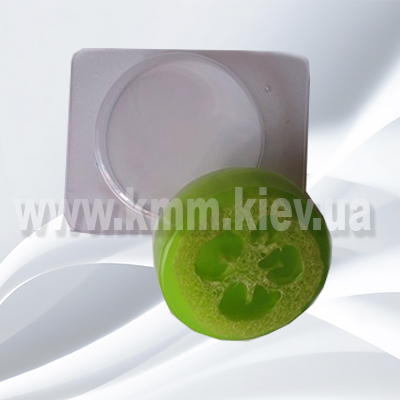 Пластиковая форма Круг