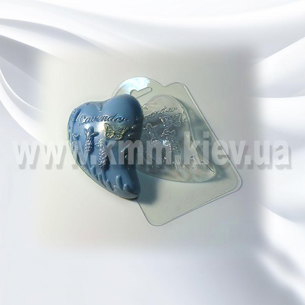 Пластиковая форма Лаванда