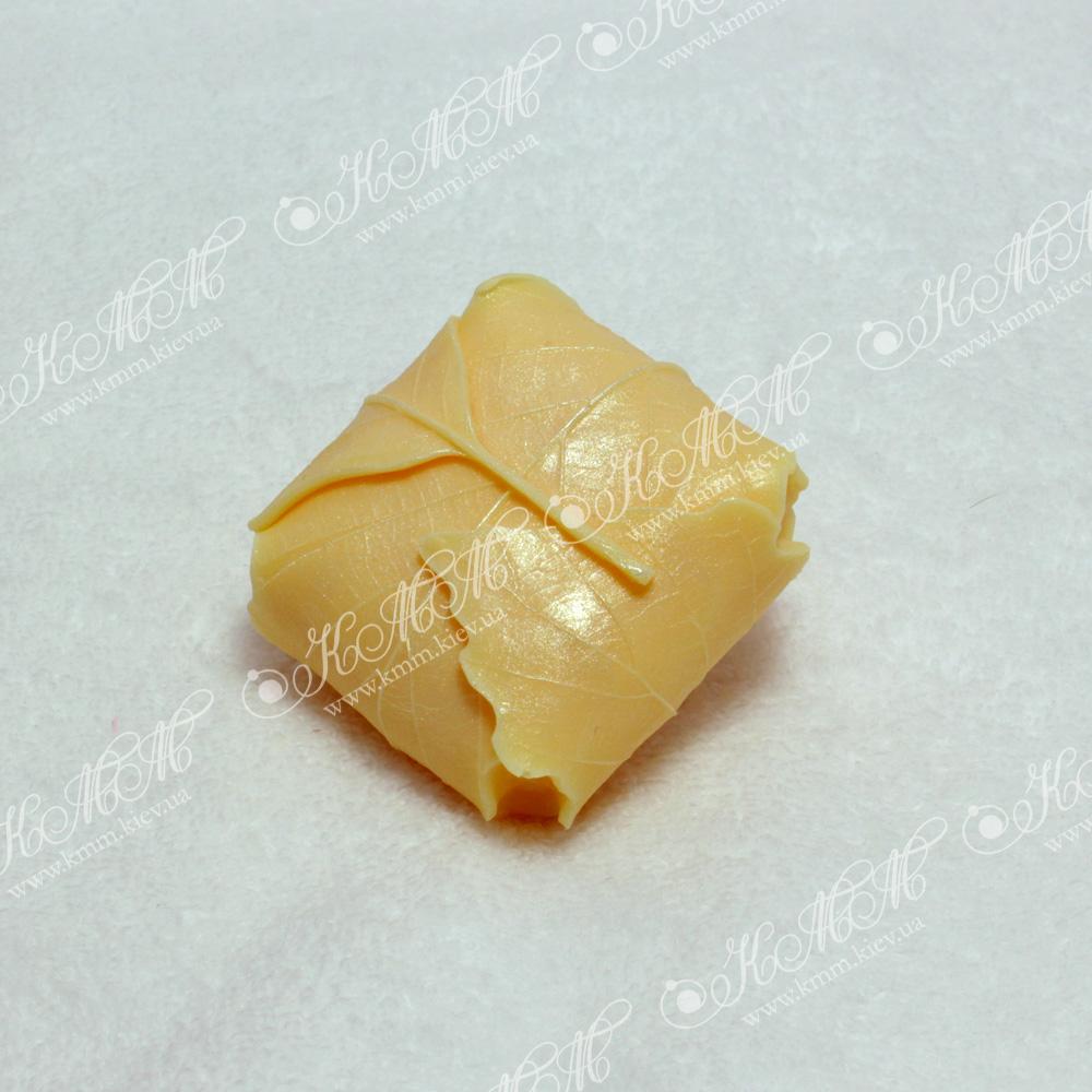 Мыло ручной работы Конверт с листьев