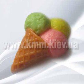 Пластиковая форма Мороженое