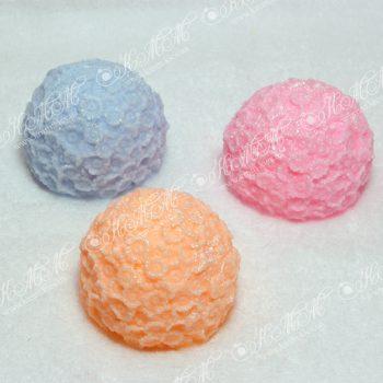 Мыло ручной работы Шар цветов