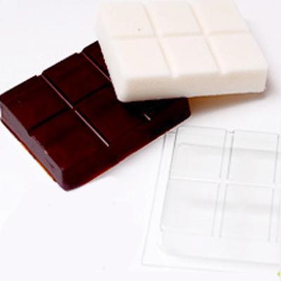 Пластиковая форма Батончик шоколадный