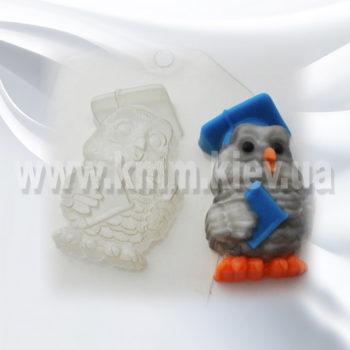 Пластиковая форма Сова
