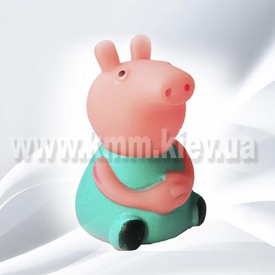 """Силиконовая форма люкс """"Свин-boy 3D"""""""