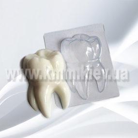 Пластиковая форма Зуб