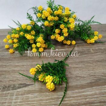 Букет добавка с желтыми цветами