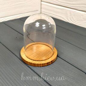 Купол стеклянный