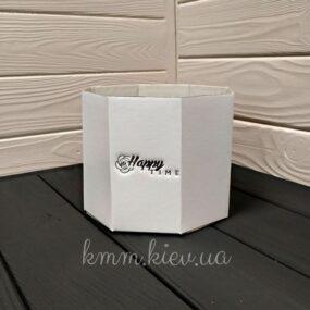 Коробка восьмигранник