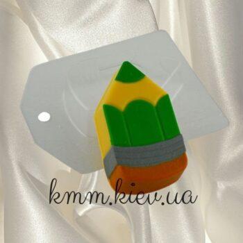 Пластиковая форма Карандаш