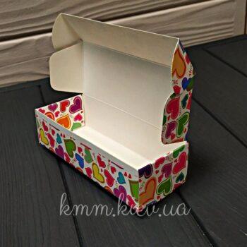 коробка лове для макаронс