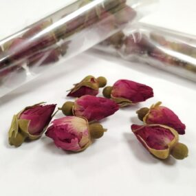 Роза бутон сухоцвет