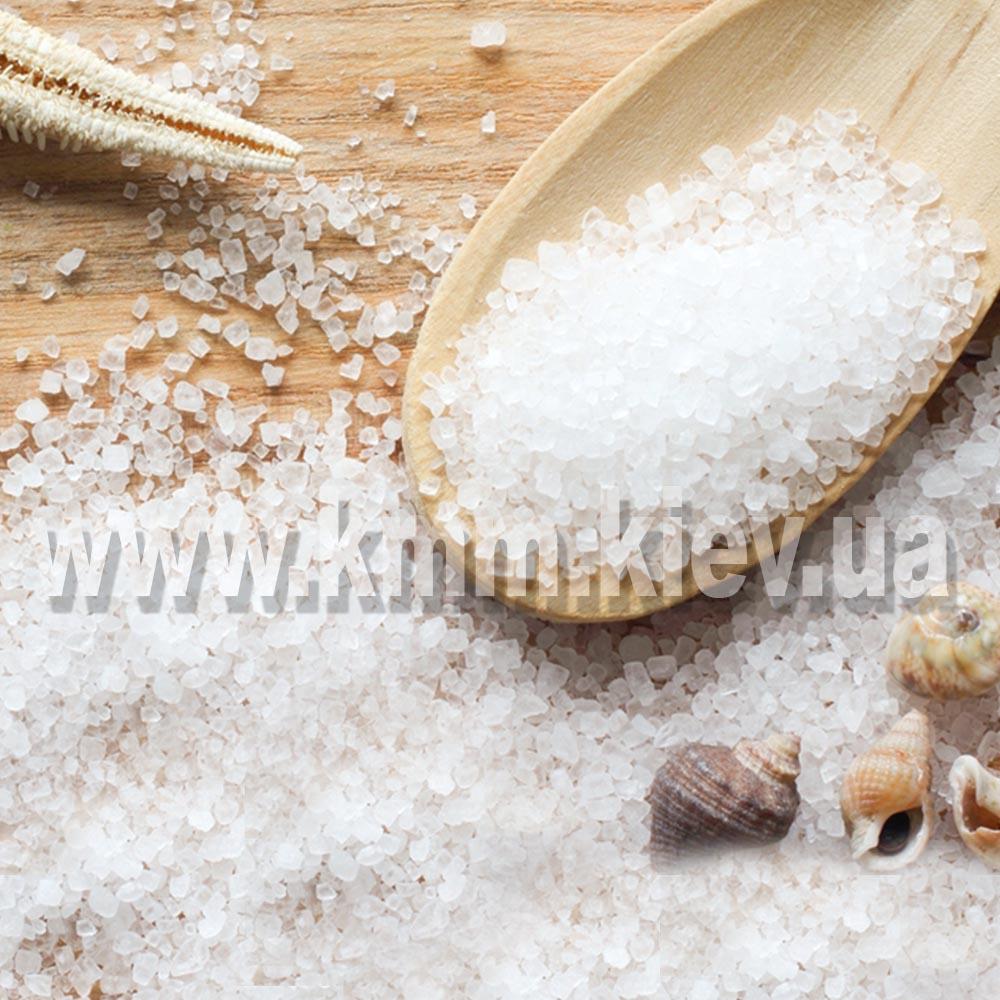 морская соль натуральная