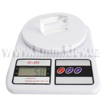 Весы кухонные ELITE SF400