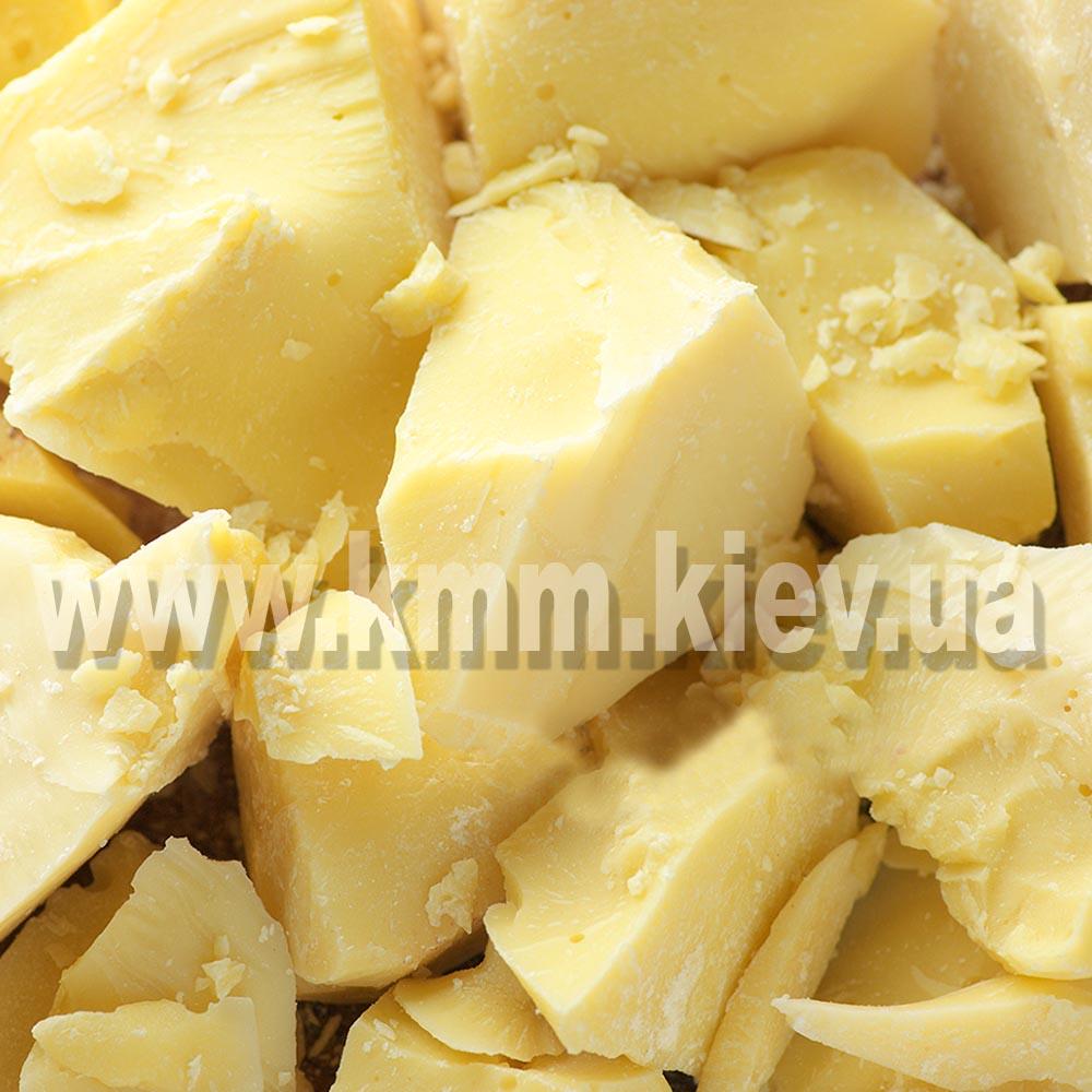 Масло какао натуральное