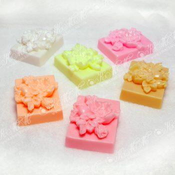 Мыло ручной работы Мак