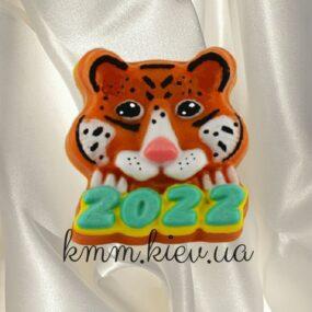 Пластиковая форма Тигр 2022