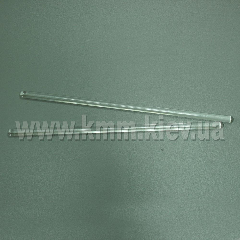 Стеклянная палочка 200мм d6мм
