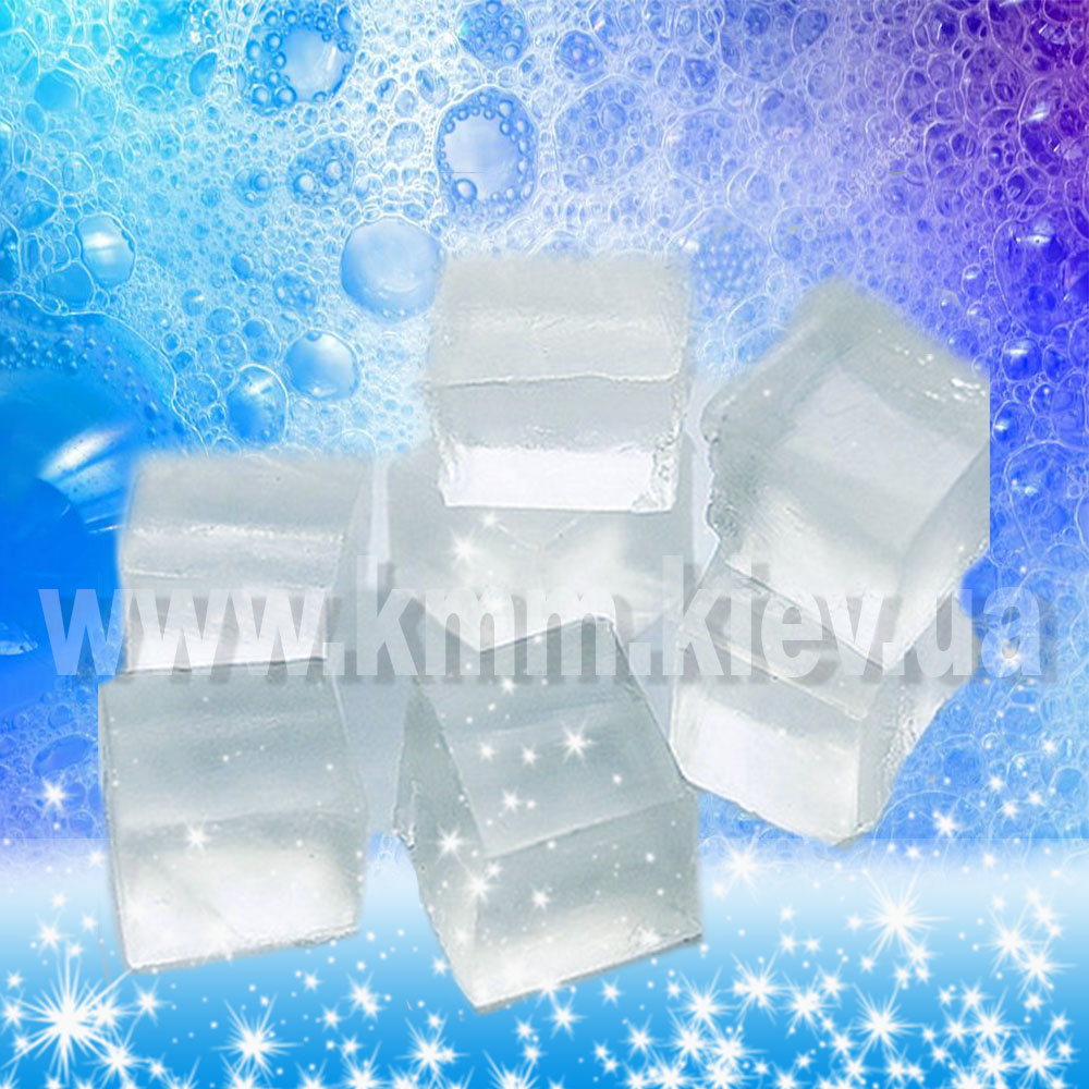 Основа для мыла Crystal SLS Free (прозрачная)