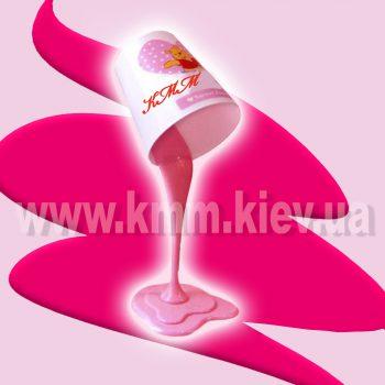 Розовый пигмент флуоресцентный масляный