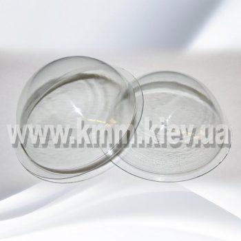 Пластиковая форма для бомб Сфера большая