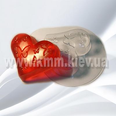 Пластиковая форма Влюбленность